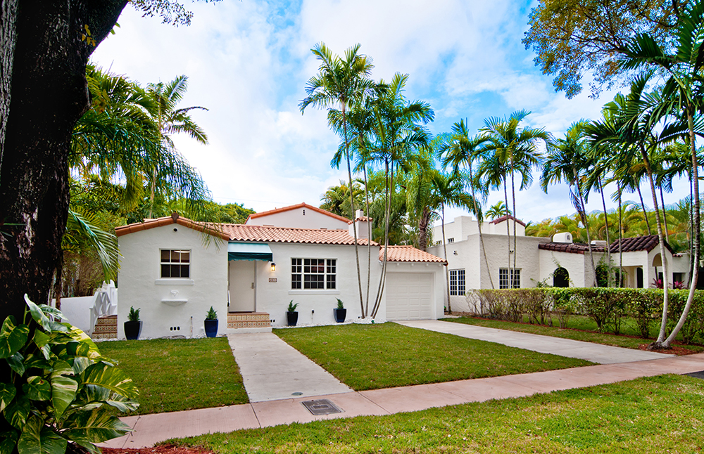 Coral Gables Historic Homes Miami Real Estate Colfax