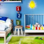 Accommodating small spaces for children