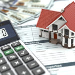 What should be the percentage of initial payment for the purchase of a home?